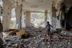 Fasteinsamlingen till Jemen 2021
