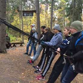 Ungdomar i Fjällnora 2016